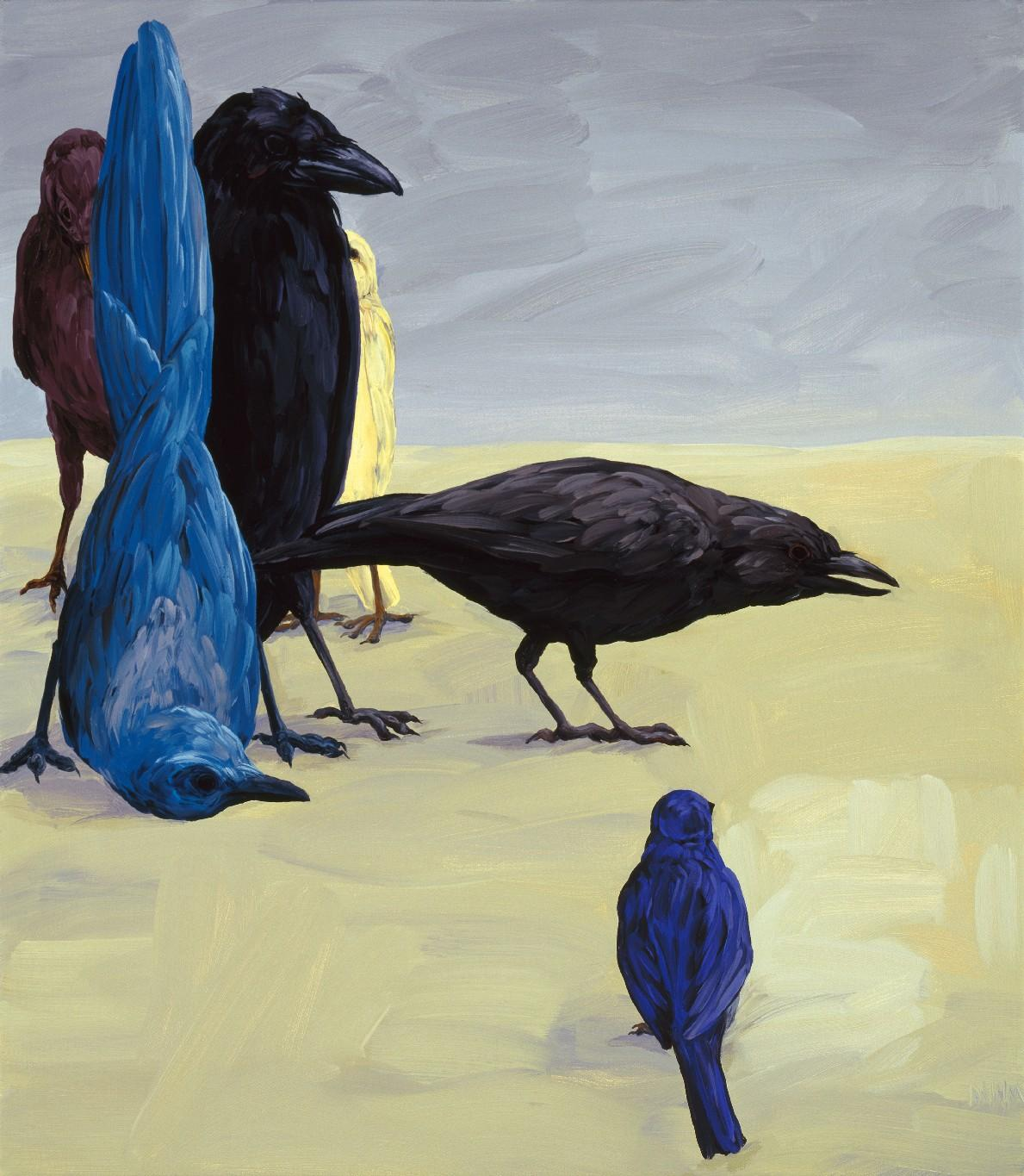 Bird Composition II